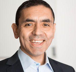 Ugur Sahin BioNTech AG
