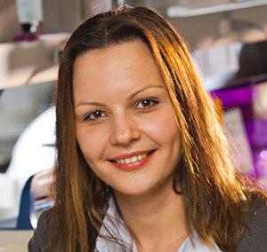 Olena Morozova UCSC