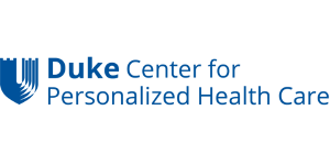 Duke Center for Personalized Health Care Booth #17